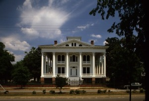 According to family lore, John E. Taylor's father, Henry Taylor, was one of the enslaved carpenters who built the Bellamy Mansion in Wilmington, N.C. Another of Henry Taylor's sons was Robert R. Taylor, the famous Tuskegee architect.