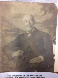 James E. O'Hara, ca. 1900.
