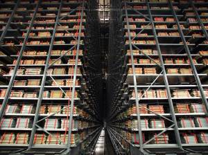 The British Library's newspaper collection includes more than 60 million newspapers.