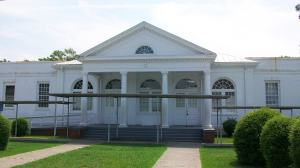 C. S. Brown Cultural Arts Center, Winton, N.C. The center occupies one of the buildings that formerly made up the historic Calvin S. Brown School.