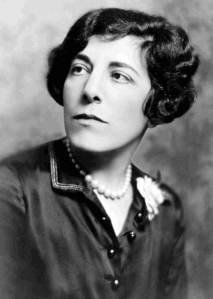 Edna Ferber in the 1920s.