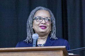Senator Angela Bryant.