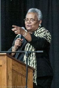 Joyce Dickens, Rocky Mount-Edgecombe Community Development Corporation.