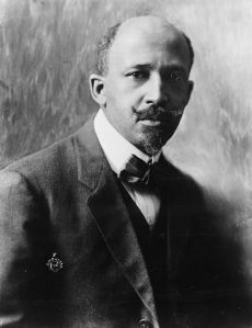 W. E. B. Du Bois, 1918. Courtesy, Library of Congress Prints and Photographs Division