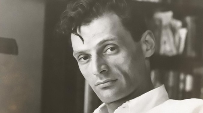 The young Arthur Miller, probably in the late 1940s. Photo courtesy, Billy Rose Theater Division, New York Public Library for the Performing Arts
