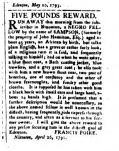 State Gazette of North Carolina, 11 May 1893.