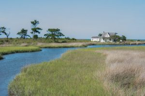 Doctor's Creek, Portsmouth Island, N.C.