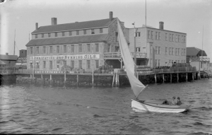 The William F. Nye Co., Fish Island, New Bedford, Mass., ca. 1900. Courtesy, the New Bedford Whaling Museum
