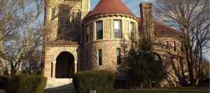 The Millicent Library, Fairhaven, Mass. Courtesy, the Millicent Library