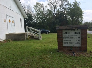 St. Thomas AMEZ Church, Swansboro, N.C. Photo by David Cecelski