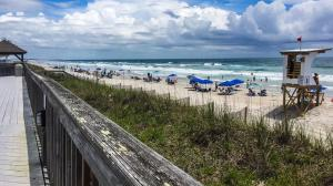 Wrightsville Beach today. Courtesy, WTVD
