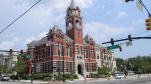 New Hanover County Courthouse, Wilmington, N.C. Courtesy, NC Courts