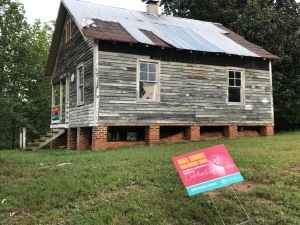 Eunice Waymon Birthplace, Tryon, N.C. By David Cecelski