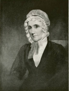 Portrait of Frances Pollock Devereux, unknown artist, ca. 1801. From a family collection and published in The North Carolina Portrait Index, 1700-1860(UNC Press, 1963), now available on-line.