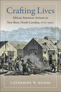 A great place to learn more about New Bern's black majority during this period-- including some of the enslaved artisans that the Nash family claimed as their slaves-- is Catherine W. Bishir's Crafting Lives: African American Artisans in New Bern, North Carolina, 1770-1900.