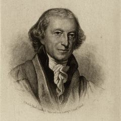 William Samuel Johnson (1727-1819) was Susan Johnson's father-in-law and lived with her and her husband at the time of her journey to North Carolina. He was a prominent lawyer, U.S. senator in the First Federal Congress and president of Columbia from 1787-1800. From print by Albert Rosenthal based on a work by Gilbert Stuart. Courtesy of the NYPL Digital Gallery, The New York Public Library