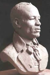 Bust of John Chavis, by Richard Weaver