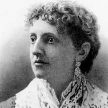 Another of Susan Johnson's granddaughters was Lillie Devereux Blake (1835-1913), a pioneering American suffragist, reformer and writer. She was the daughter of Susan's daughter, Sarah Elizabeth Johnson Devereux. From Frances Elizabeth Willard, A Woman of the Century (1893).