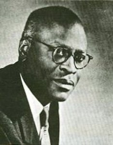 Edward Boatner (1898-1991), composer, baritone and educator.