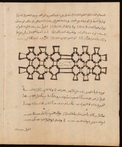 Letter from Omar ibn Said to John Owen, ca. 1819. Courtesy, Beinecke Rare Book and Manuscript Library, Yale University