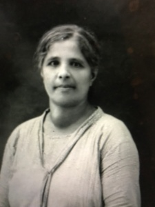 Mary Darvish, a Syrian immigrant, New Bern, N.C., 1927. Courtesy, North Carolina Digital Library