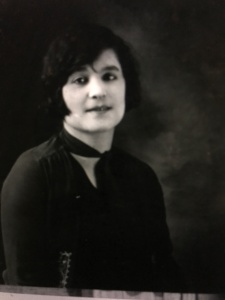 Genevieve Joudy, another Syrian immigrant, New Bern, N.C., 1927. She came to America with her parents in 1912. Courtesy, North Carolina Digital Library