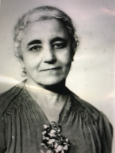 Mary George, a Syrian/Lebanese immigrant, was also a housekeeper in Wilson County. She moved to Elm City ca. 1933. Courtesy, North Carolina Digital Collections