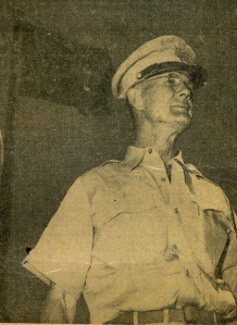 Capt. Marvin Howard. From Philip's Ocracoke Island Journal
