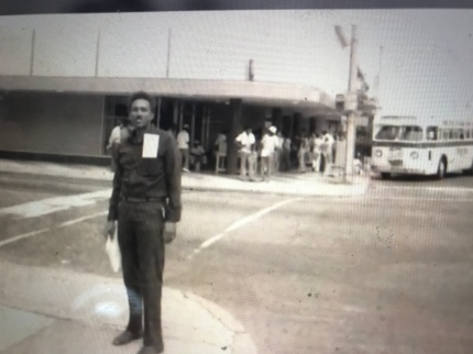 Alexander Evans, Rocky Mount, N.C. ca. 1978. Courtesy, City of Rocky Mount and CITY TV19