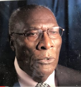 The Rev. Lloyd Morris, Concerned Citizens Association and former pastor at Mt. Pisgah Community Church, was one of the community leaders that supported the sanitation workers during their strike. Courtesy, City of Rocky Mount and CITY TV19
