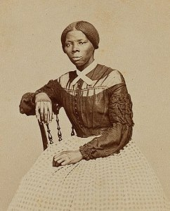 "Harriet Tubman was one of many African American activists that contributed to the A. M. E. Zion church's reputation as the ""Freedom Church"" before and during the Civil War. Image, dated 1868-69, courtesy of Swann Galleries, Auburn, N.Y."