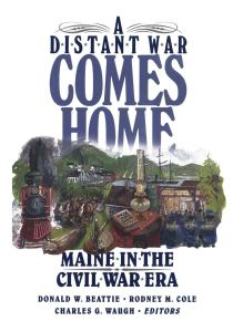 I first found a re-print of L. C. Bateman's story on John H. Nichols in a copy of A Distant War Comes Home: Maine in the Civil War Era in the Maine History Room at the Northeast Harbor Library in Northeast Harbor, Maine.