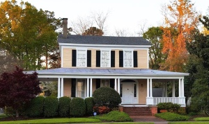 Nichols indicated that his father had been enslaved by a man named Jim Hinton, presumably James W. Hinton, a wealthy planter and attorney in Pasquotank County. He owned and possibly built this house in Elizabeth City, the county seat, in the 1850s.
