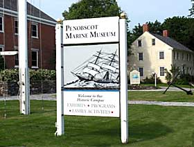 The Penobscot Marine Museum in Searsport, Maine, is home to an extraordinary archive of maritime photographs, including the National Fisherman Collection.