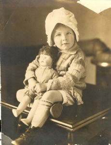 Edith Nielsen Miller, Beaufort, N.C., ca. 1927. Her son Tom Miller, of Beaufort, generously shared these family photographs with me for this story.