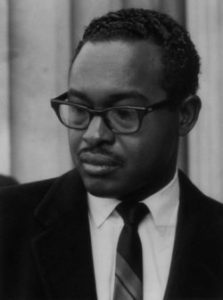 Born in Beaufort in 1923, Dr. Reginald Hawkins was one of Charlotte's most important civil rights pioneers. Among much else, he led the campaign to desegregate the Mecklenburg County Schools and the North Carolina Dental Society. A close friend of the Dr. Martin Luther King, Jr., he was the first African American to run for governor in North Carolina in 1968. Photo courtesy, Elizabeth Reed