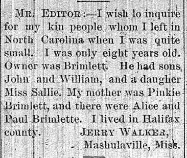Southwestern Christian Advocate (New Orleans, La.), 22 Mar. 1883.