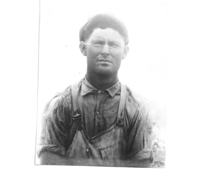 Luther Guthrie (1893-1943), Harkers Island fisherman, 1915. Courtesy, Walter Coles, Sr., Coles Hill, Va.