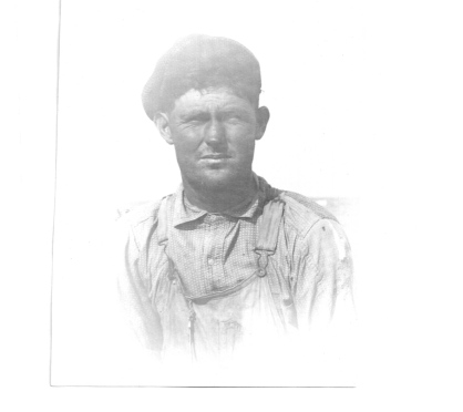Telford Willis (1898-1949), Harkers Island fisherman, 1915. Courtesy, Walter Coles, Sr., Coles Hill, Va.