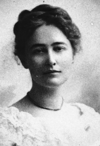 Dr. Maud Menten, ca. 10-1915. Courtesy, Archives Services Center, University of Pittsburgh