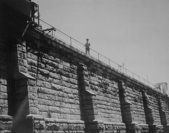 Central Prison ca. 1950s-60s. Courtesy, State Archives of North Carolina