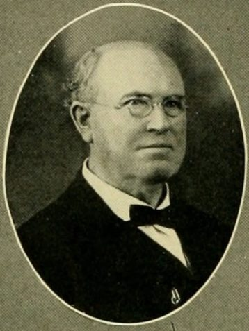 """J. B. Leigh, ca. 1925. He was the president of the """"white government union"""" in Elizabeth City. , From<em>The Tecoan</em>(Greenville: East Carolina Teachers College, 1925)"""