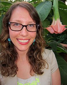 Dr. Jillian De Gezelle is an ethnobotany professor at N.C. State. Photo Courtesy, NCSU