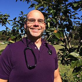 Dr. Linwood Watson. Photo courtesy, NC Native Ethnobotany Project