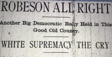 Wilmington Messenger, 5 Nov. 1898