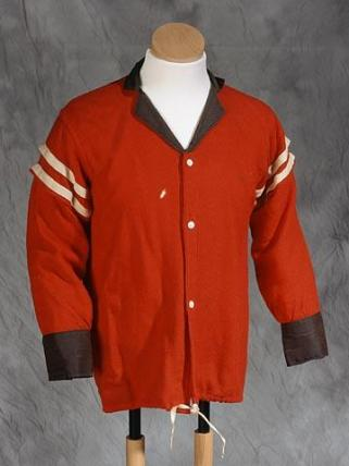 Red Shirt uniform owned by Charles B. Aycock, Museum of History, Raleigh, N.C. Aycock's support for the Red Shirts was unequivocal: he spoke at Red Shirt rallies, rode in Red Shirt parades, traveled with Red Shirt escorts and never criticized Red Shirts for terrorizing those who supported black voting rights.The Red Shirts, in turn, were singularly local to Aycock and looked at him as their commander.