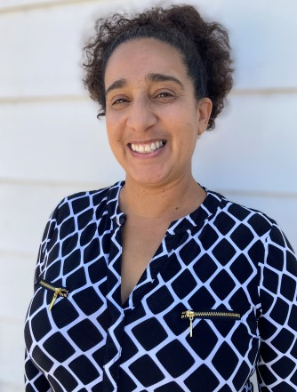 Historian and genealogist Yvette Porter Moore has been tracing her family's incredibly journey from Craven County, N.C., to Worcester to Hollywood and beyond. Photo courtesy, Yvette Porter Moore