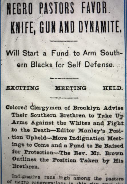 Brooklyn Daily Eagle, 15 Nov. 1898.