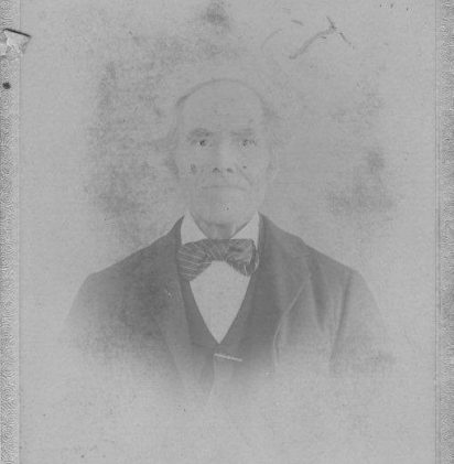 Portrait of Leander Singleton Gilliam, the son of Hannah Nelson Singleton Gilliam. Born into slavery in New Bern, N.C., in 1860, he lived most of his life in Worcester. Photo courtesy, Yvette Porter Moore
