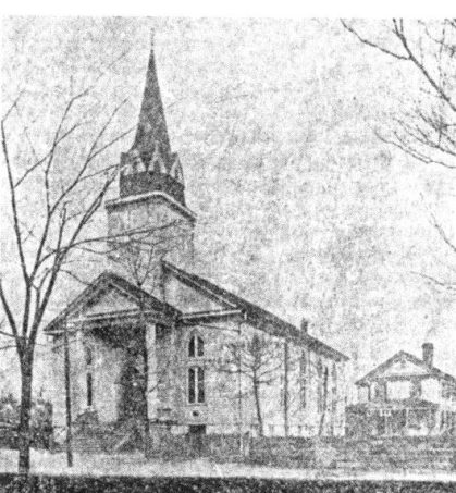 St. Peter AME Zion Church, New Bern, N.C., early 20th century. In the same spirit as Mother Zion in New York City, St. Peter's was a center of African American political activism during the Civil War and during the civil rights movement in the 1960s. Photo by Bayard Wootten. Courtesy, State Archives of North Carolina
